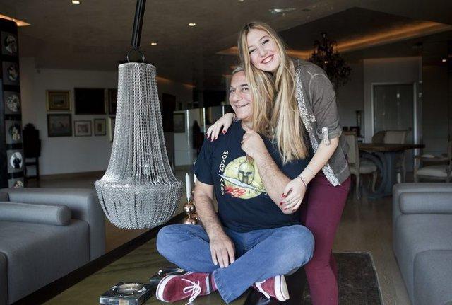 Nergis Kumbasar kızı Yasmin Erbil'in fotoğraflarıyla ilgili konuştu