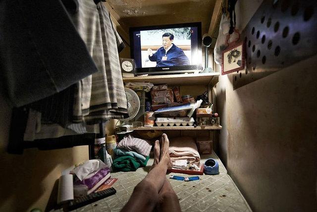 Hong Kong'daki tabut evler tekrar gündeme oturdu