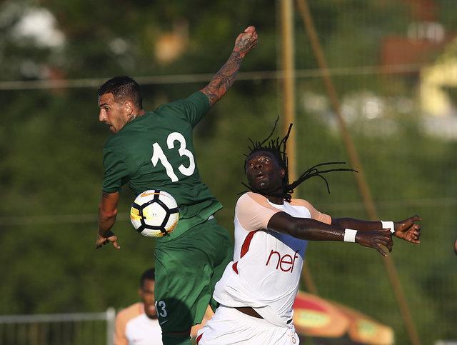 Galatasaray: 1 - Akhisar Belediyespor: 1 | Hazırlık maçı sonucu