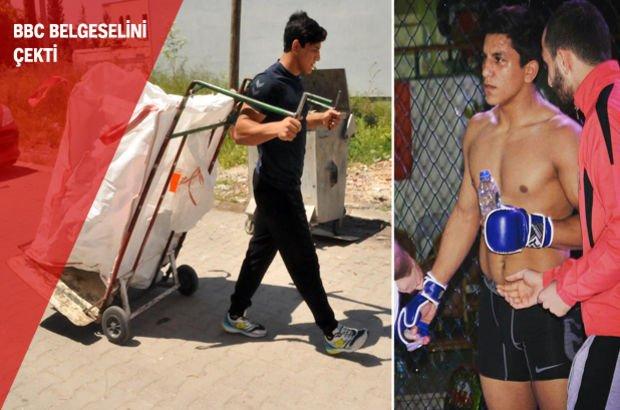 BBC Antalya Rocky Kadir Karma Dövüş Sanatları Şampiyonası Kadir Dalkıran