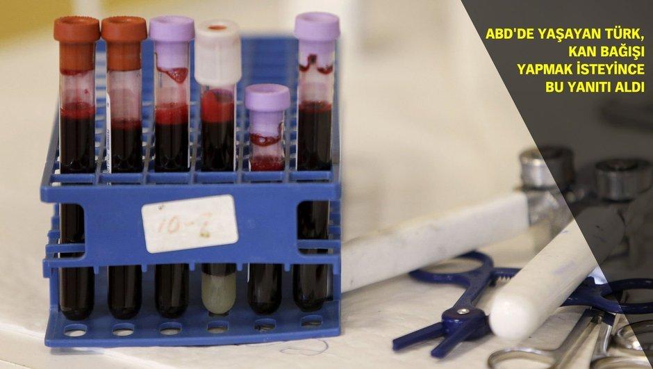 ABD İbrahim Yaşasın kan bağışı Çernobil