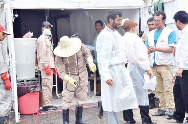 Kolera Yemen'de 1922 can aldı
