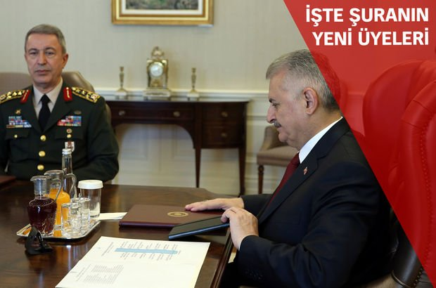Yüksek Askeri Şura 2017 (YAŞ) ne zman?