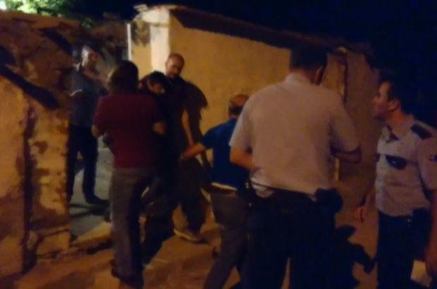 Konya'da 15 yaşındaki çocuk, komşularına ateş açtı