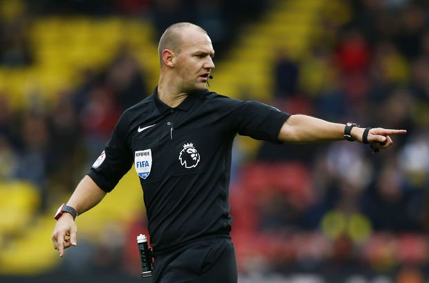 Fenerbahçe-Sturm Graz maçının hakemi Robert Madley