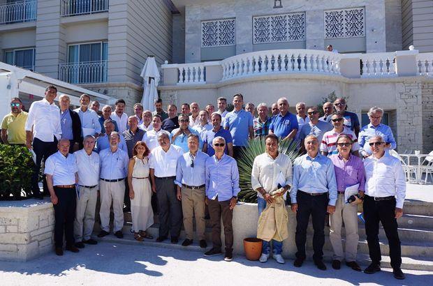 Tekstil sektörünün önemli isimleri İzmir'de buluştu