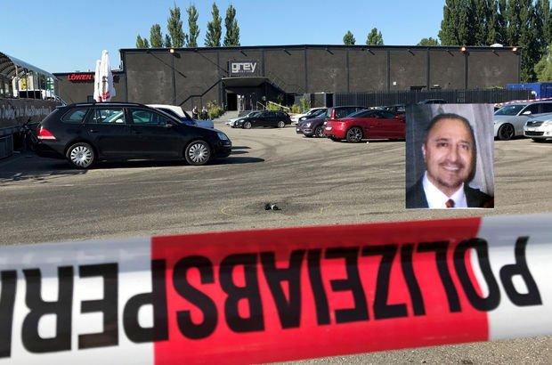 Almanya'daki disko saldırısında bir Türk hayatını kaybetti
