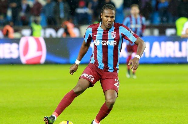 Trabzonspor Hugo Rodallega