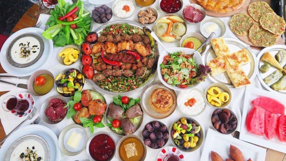 Anadolu yemekleri