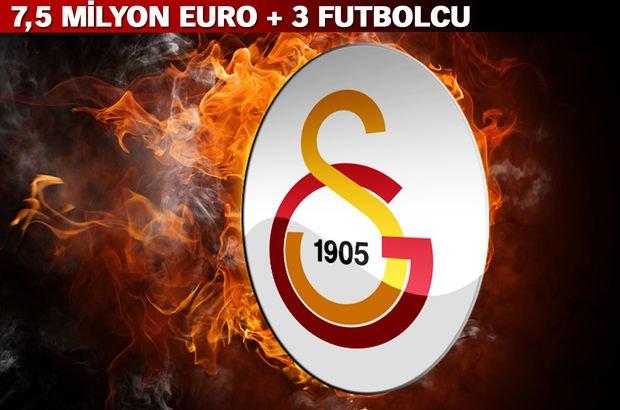 Badou Ndiaye Galatasaray'a transfer oldu - Galatasaray transfer haberleri