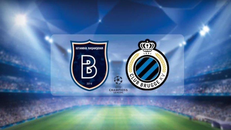 Başakşehir Club Brugge