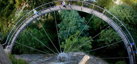 Yükseklik korkusu olanların gidemeyeceği 14 turistik mekan