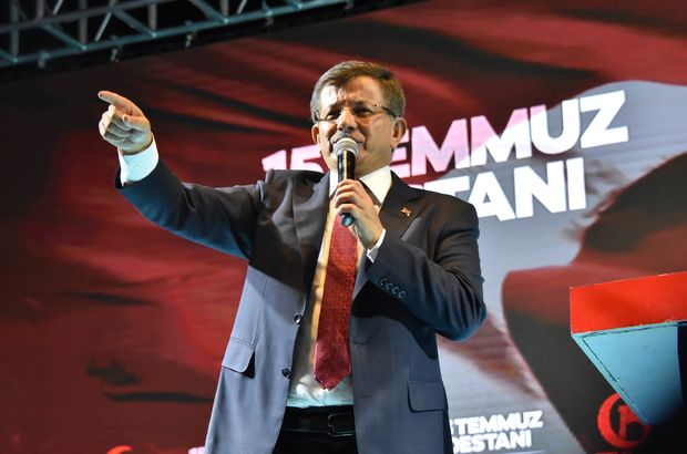 Ahmet Davutoğlu'ndan Mehmet Görmez açıklaması