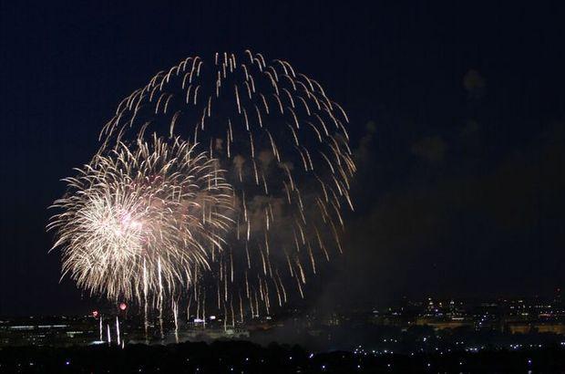Seulde uluslararası havai fişek festivali