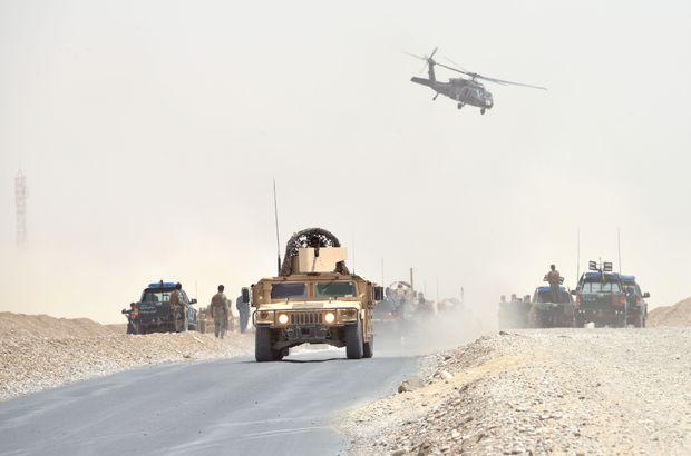 NATO konvoyuna bombalı araç saldırısı!