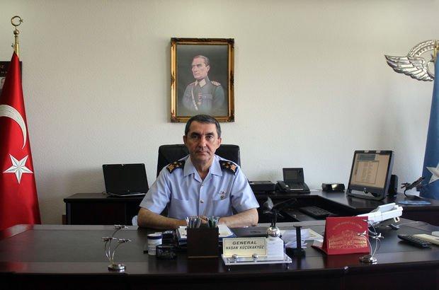Hasan Küçükakyüz kimdir? Hava Kuvvetleri Komutanı Hasan Küçükakyüz