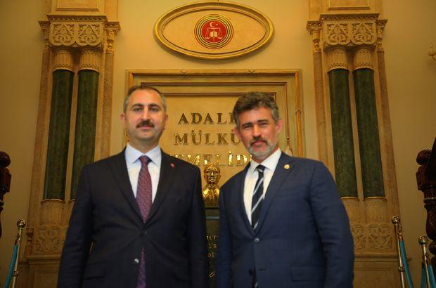 TBB'den Adalet Bakanı Gül'e ziyaret