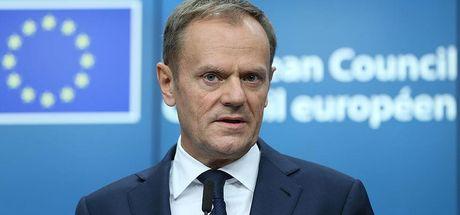 AB Konseyi Başkanı Donald Tusk, Polonya'da 8 saat ifade verdi