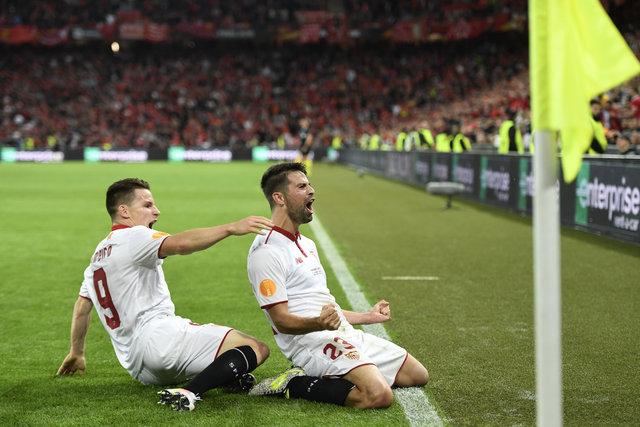 Başakşehir'in Şampiyonlar Ligi'ndeki rakibi Sevilla'yı tanıyalım
