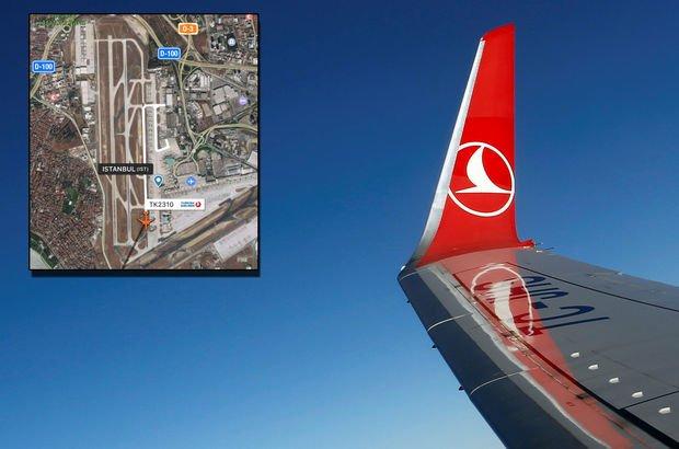 THY'nin İzmir uçuşuna 'şeker' rötarı
