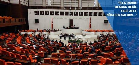 İsmail Kahraman açıkladı! Yer altı Meclis'i inşa edilecek