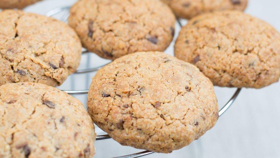 Pikan cevizli kurabiye