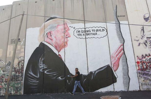 İsrail Donald Trump