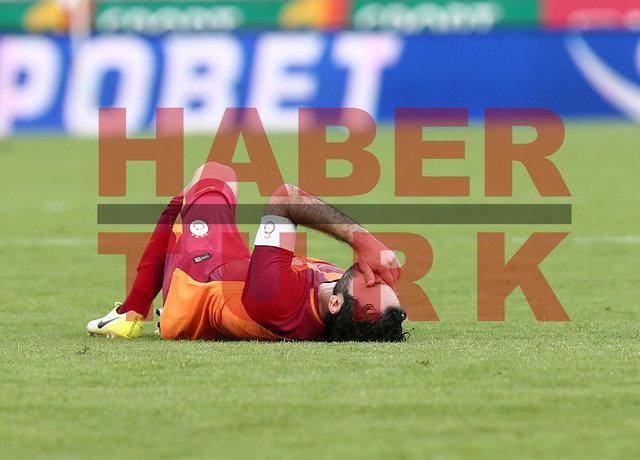 Galatasaray: 1 - Hertha Berlin: 2 | MAÇ SONUCU