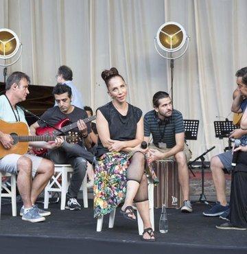 Sertab Erener Muhteşem bir konserin perde arkası