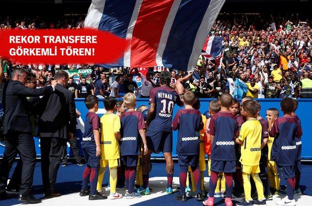 Fransa'da Neymar çılgınlığı!