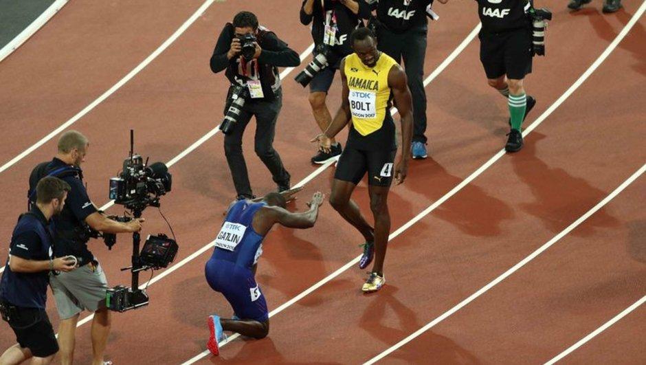 Erkekler 100 metre dünya şampiyonu