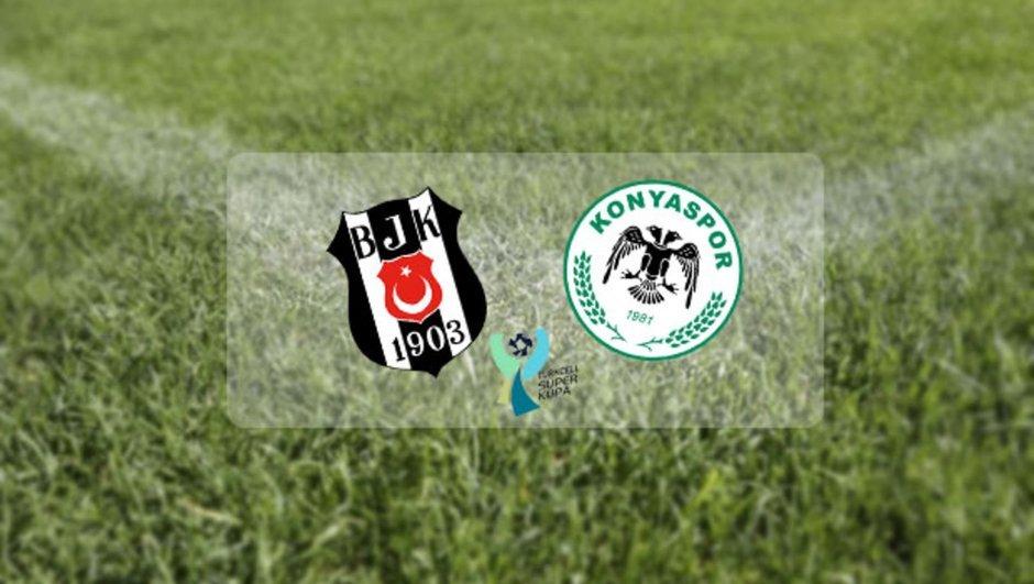 Beşiktaş Konyaspor
