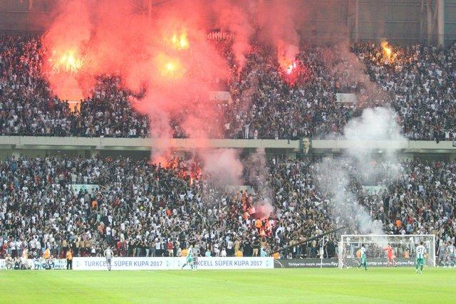 Beşiktaş - Konyaspor maçının oynandığı Samsun'da x-ray cihazlarının kaldırıldığı iddia edildi