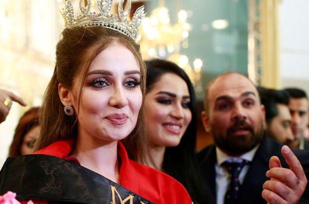 Iraklı güzel, Hülya Avşar'la aynı kaderi paylaştı