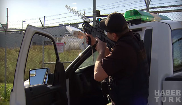 ABD ordusuna drone vurma izni