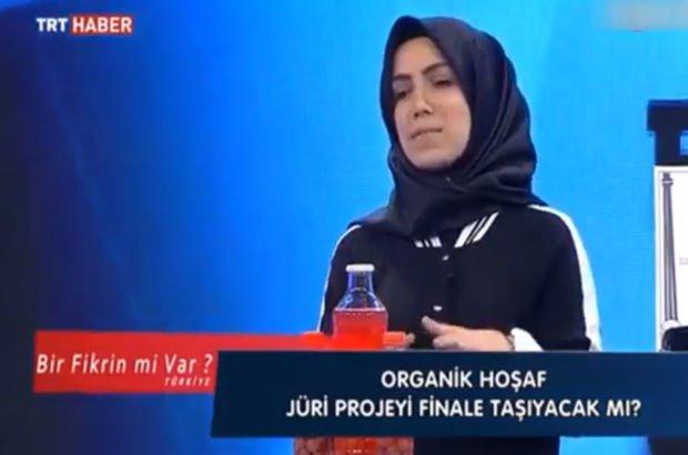 TRT'deki yarışmada organik hoşaf finale kaldı
