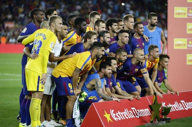 Camp Nou'da 5 gol ve duygusal anlar...