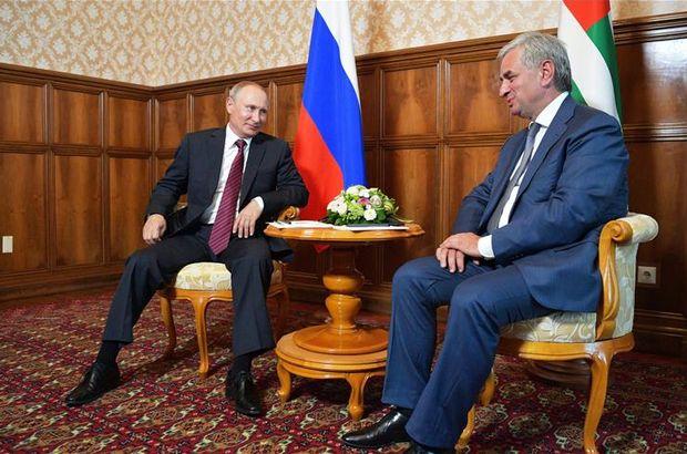 Vladimir Putin rusya