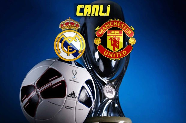 Real Madrid - Manchester United goller özet