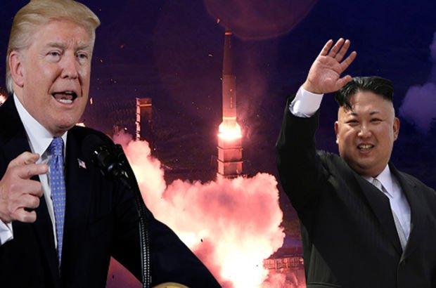Donald Trump Kuzey Kore