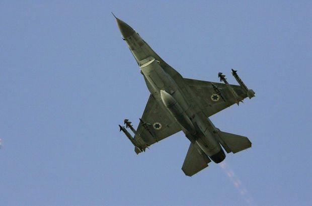 İsrail  Gazze Şeridi hava saldırısı