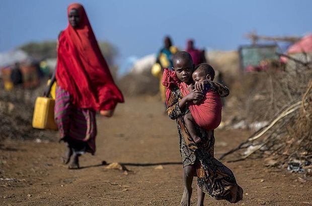 BM'den 20 milyon kişi için kıtlık uyarısı