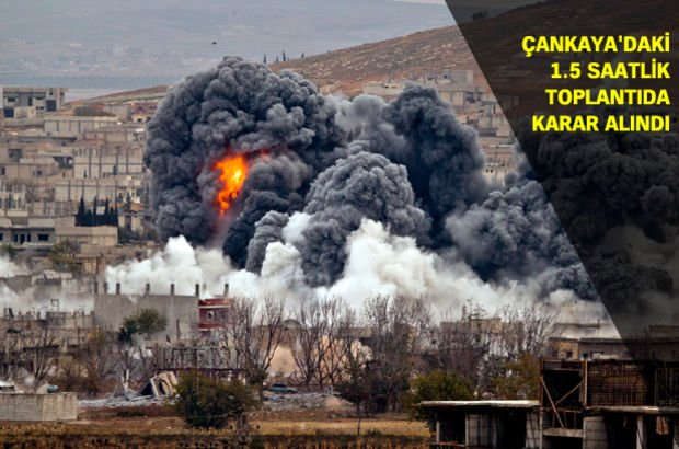 Binali Yıldırım ABD  Suriye  güvenlik zirvesi