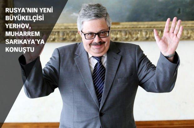 Rusya Türkiye Suriye Aleksey Yerhov
