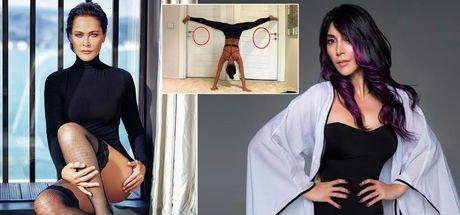 Hande Yener'in photoshop isyanı!