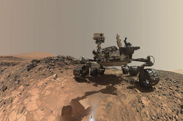 Beş dakikada Mars turu!