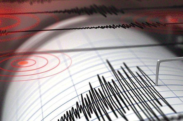 Gümüşhane'de korkutan deprem