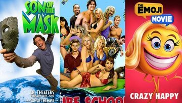Tüm zamanların en kötü 50 filmi