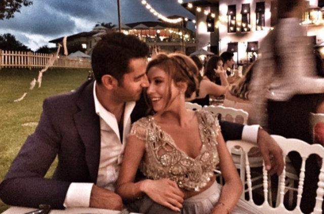 Sinem Kobal ile Kenan İmirzalıoğlu'nun aşk tatili