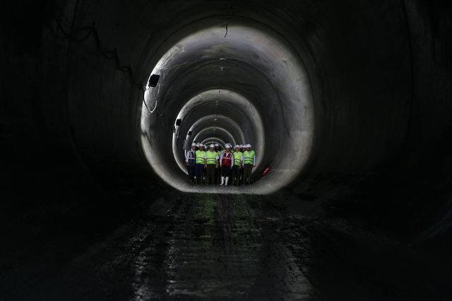 Ümraniye-Ataşehir-Göztepe metro istasyonu son durum